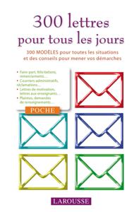 300 lettres pour tous les jours La couverture du livre martien
