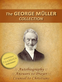 THE GEORGE MULLER COLLECTION (5-in-1) book