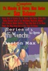 Complete Fu Manchu Gaston Max Series of Sax Rohmer