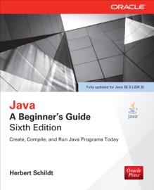 Java A Beginner S Guide 6 E
