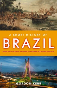 A Short History of Brazil Book Cover