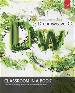 Adobe Dreamweaver CC Classroom in a Book da Adobe Creative Team