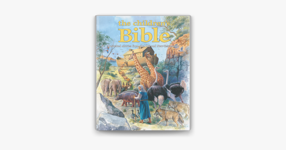 The Children's Bible - Various Experts & Fiona Tulloch