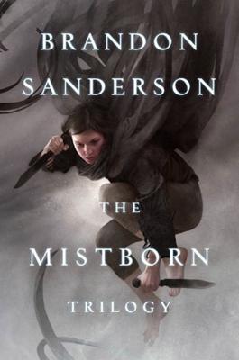 The Mistborn Trilogy - Brandon Sanderson book