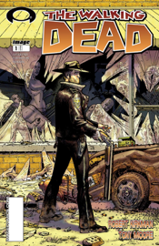 The Walking Dead #1 book