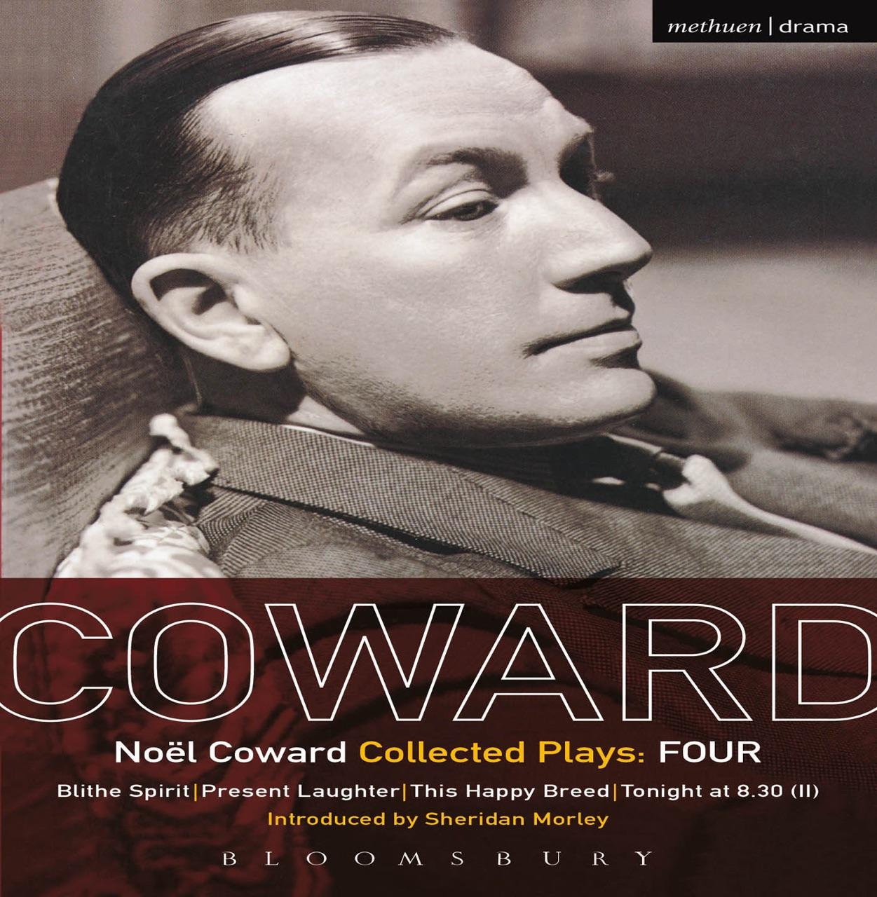 a comical review of noel cowards novel blithe spirit