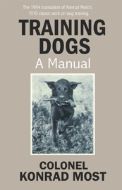 Training Dogs book