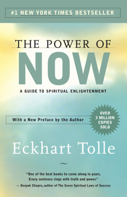 The Power of Now - Eckhart Tolle book