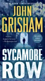 Sycamore Row book