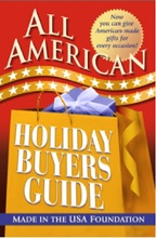 All American Holiday Gift Buyers Guide