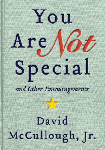 David McCullough, Jr. - You Are Not Special