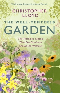 The Well-Tempered Garden Book Cover