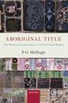 Aboriginal Title