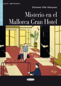 Misterio en el Mallorca Gran Hotel Copertina del libro