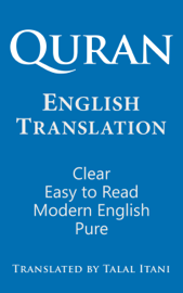Quran English Translation. Clear, Easy to Read, in Modern English. book