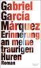 Gabriel García Márquez - Erinnerung an meine traurigen Huren Grafik