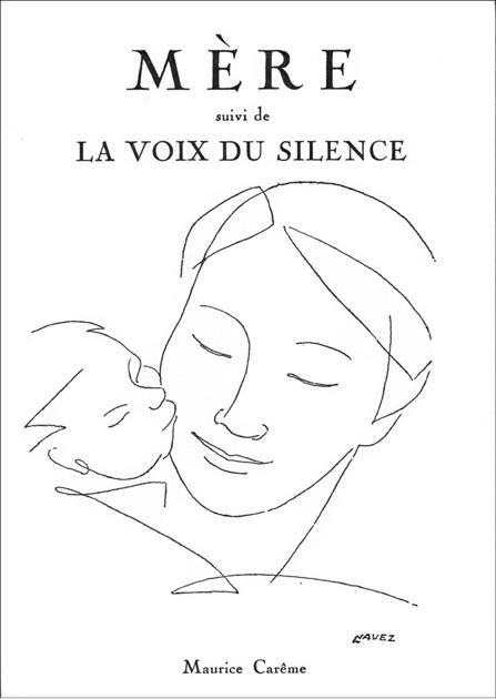 Mère Suivi De La Voix Du Silence Recueil De Poèmes De Maurice Carême En Apple Books