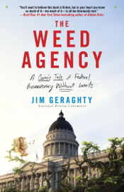 The Weed Agency book