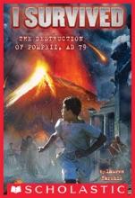 I Survived the Destruction of Pompeii, AD 79 (I Survived #10)
