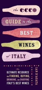 The Ecco Guide to the Best Wines of Italy Book Cover