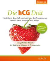 Anne Hild - Die hCG Diät artwork