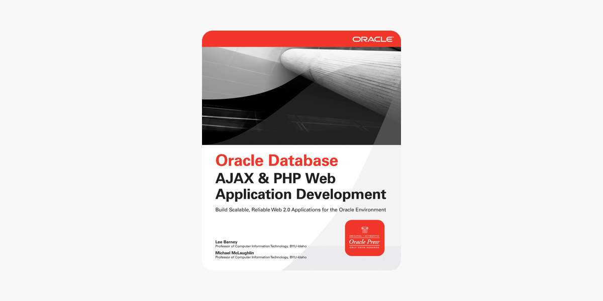 ‎Oracle Database Ajax & PHP Web Application Development