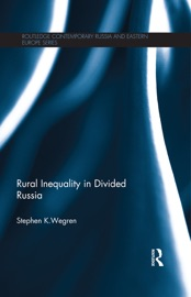 RURAL INEQUALITY IN DIVIDED RUSSIA