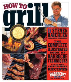 How to Grill book