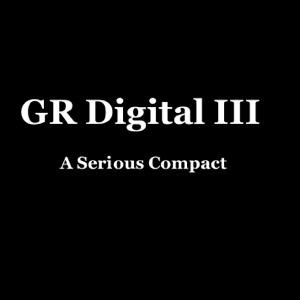 GR Digital III Boekomslag