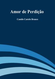 Amor de Perdição book