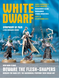 DOWNLOAD OF WHITE DWARF ISSUE 34: 20 SEPTEMBER 2014 PDF EBOOK