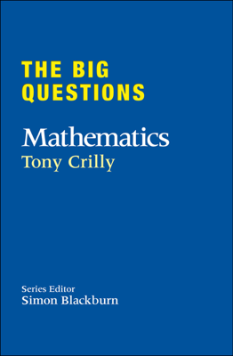The Big Questions: Mathematics - Tony Crilly book