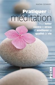 Pratiquer la méditation La couverture du livre martien