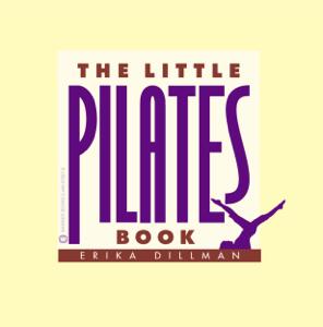The Little Pilates Book La couverture du livre martien