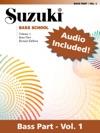 Suzuki Bass School - Volume 1 Revised