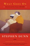 What Goes On Selected And New Poems 1995-2009