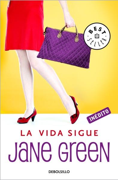 La vida sigue - Jane Green book cover