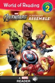 World Of Reading The Avengers Assemble