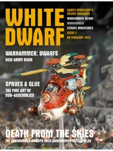 White Dwarf Issue 2: 8 Feb 2014 Book Cover