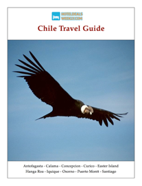Chile Travel Guide book