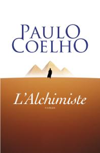 L'Alchimiste Couverture de livre