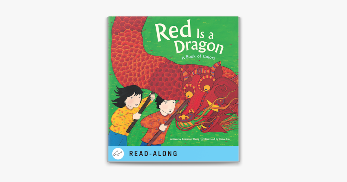Red Is a Dragon - Roseanne Thong