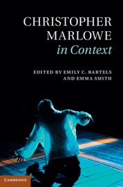 Download of Christopher Marlowe in Context PDF eBook