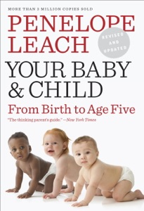 Your Baby and Child Book Cover