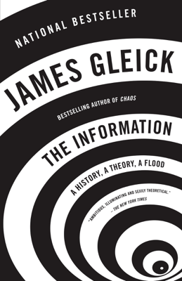 The Information - James Gleick book