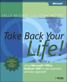 Take Back Your Life! book