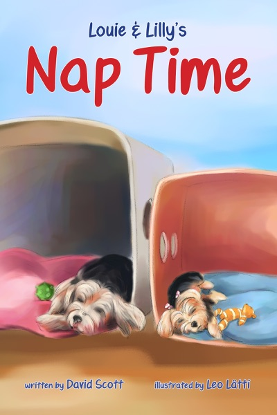 Louie & Lilly's Nap Time