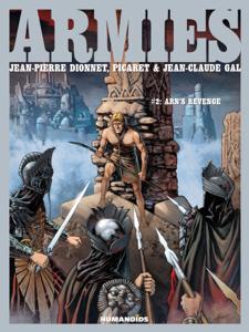 Armies #2 La couverture du livre martien