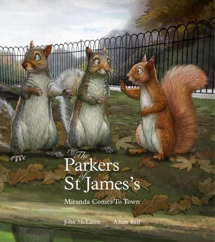 John McLaren, Adam Relf & Alex Antscherl and Katharine McCallum - The Parkers of St James's