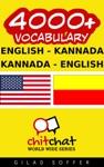 4000 English - Kannada Kannada - English Vocabulary